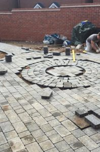 Block paving patio by All Driveways Birmingham