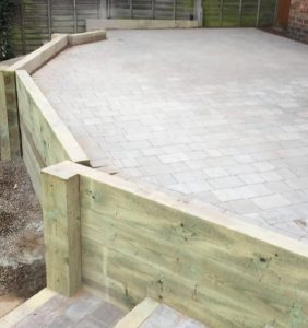 New patio by All Driveways Birmingham West Midlands