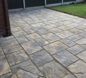 New paved patio by All Driveways Birmingham West Midlands