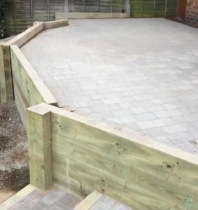 New patio by All Driveways Birmingham West Midlands
